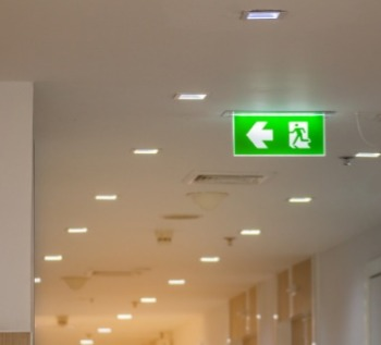 Safety systems lighting