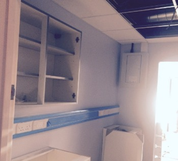 Project management kitchen